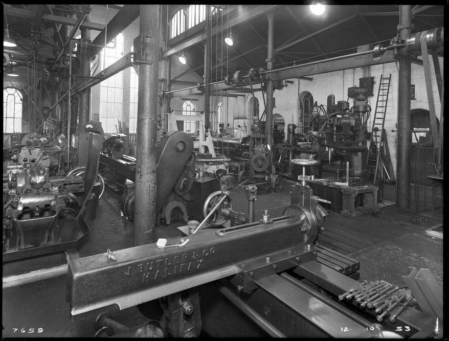 Riverdale-workshop-interior-1953