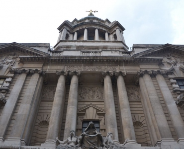 THE OLD BAILEY - 1